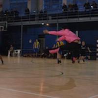 Gabonetako eskubaloi torneoa