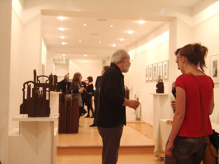 Ramon Alvarezen galeria preziatuan zabaldu du erakusketa Iñigo Arregik