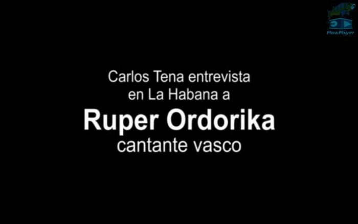 Ruper Ordorikari elkarrizketa egin diote Kuban