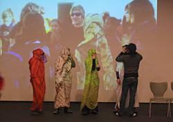 Saharako esperientzia kontatu dute Txantxiku ikastolako ikasleek
