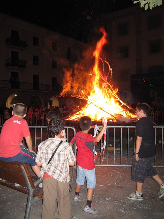 San Juan bezpera ospatzeko ekitaldiak bihar