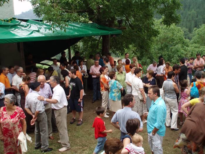 San Kristobal jaiak 2007, egitaraua
