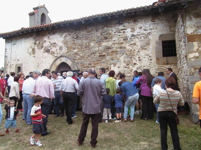 San Martin eguna, domekan