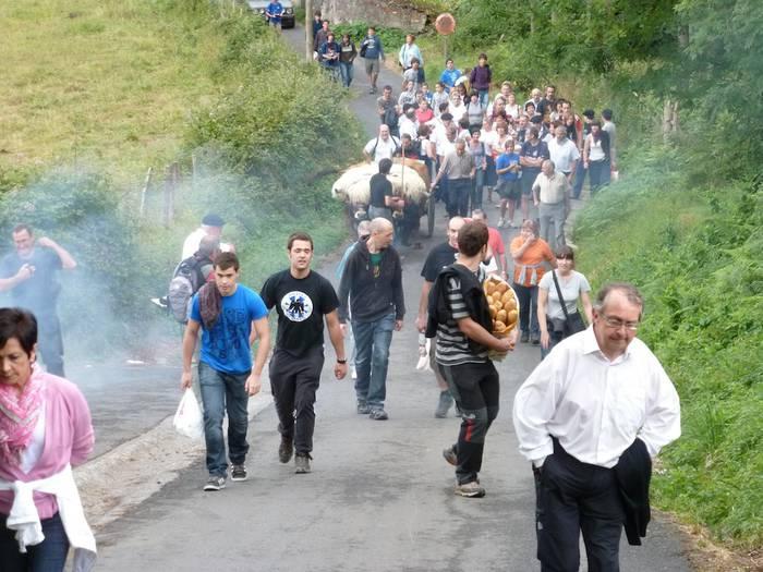 San Martzial: letania bihar eta erromeria domekan