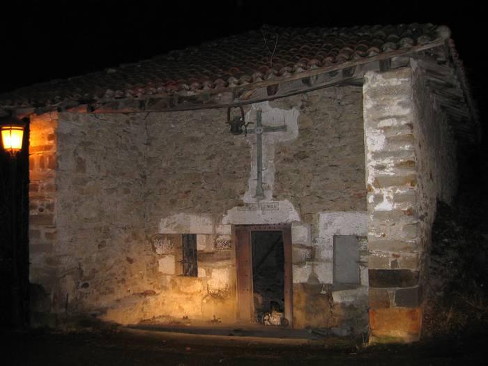 Santa Kolunba ermita gatz museoko informazio-gune bihurtu gura dute