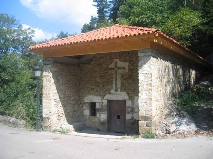 Santa Kolunbako lehen faseko lanak bukatuko dituzte asteotan