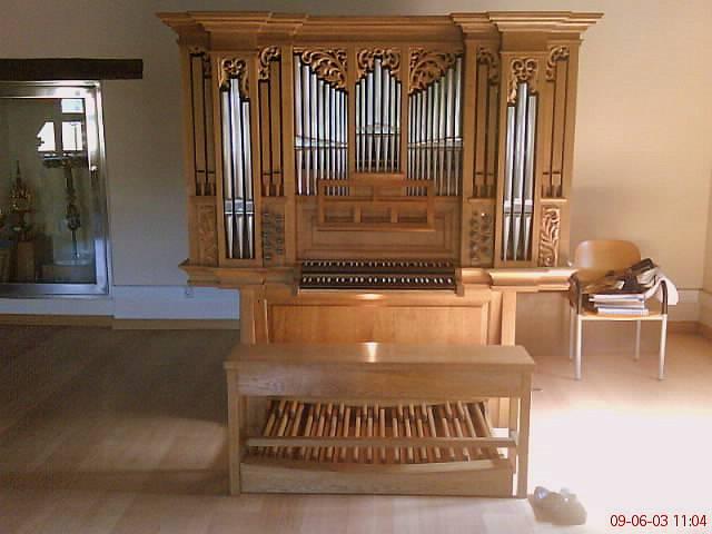 Santa Marinako organoa bihar aurkeztuko dute kontzertu baten