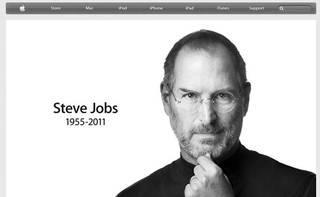 Steve Jobs hil da, garai digitalaren mugarriak ezarri dituen gizona