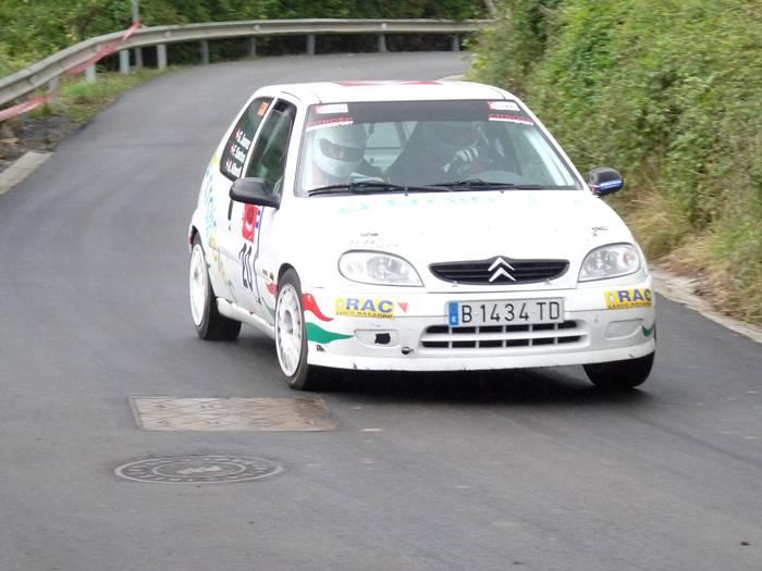 Subarua behin probatzea nahikoa izan zuen Vilariñok Aramaion nagusitzeko
