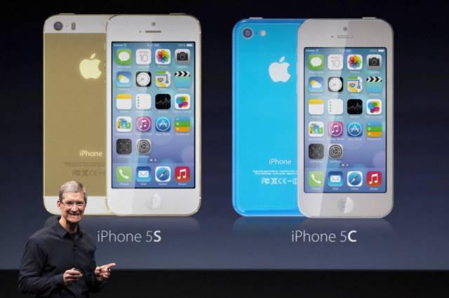 Bi iPhone-erekin sendotu du eskaintza Apple-ek