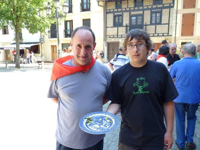 Jon Beitiak irabazi du tortilla lehiaketa