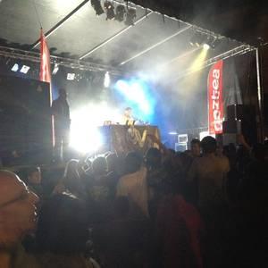 Tribiala eta DJ festa