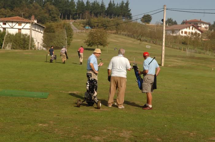 Udaberriko II. golf txapelketa egingo dute aste bukaeran