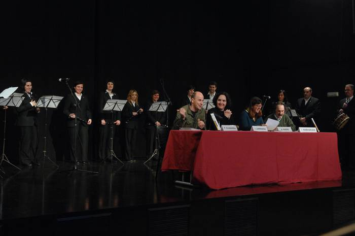 Ugarteren musika ezagutu eta entzuteko aukera izan da Torresoroan