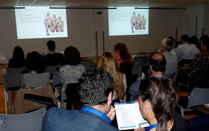 Urologia jardunaldiak eskualdeko ospitalean