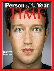 """Facebooken sortzailea """"urteko pertsona"""" izendatu du Time aldizkariak"""