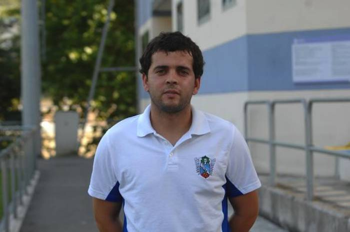 Gorka Valle, UDA futbol taldeko entrenatzaile berria