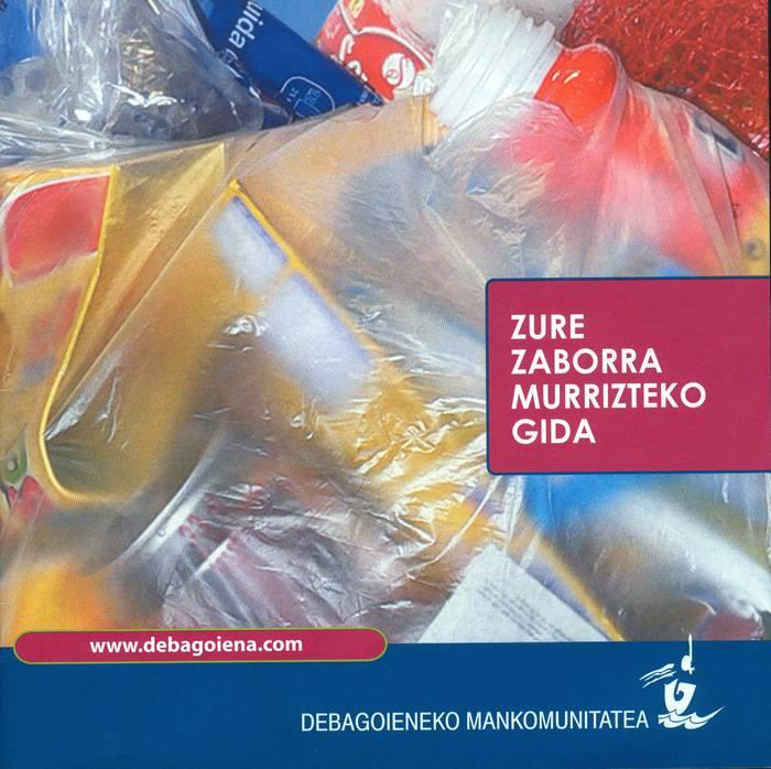 Zabor gutxiago sortzeko gida argitaratu du Mankomunitateak