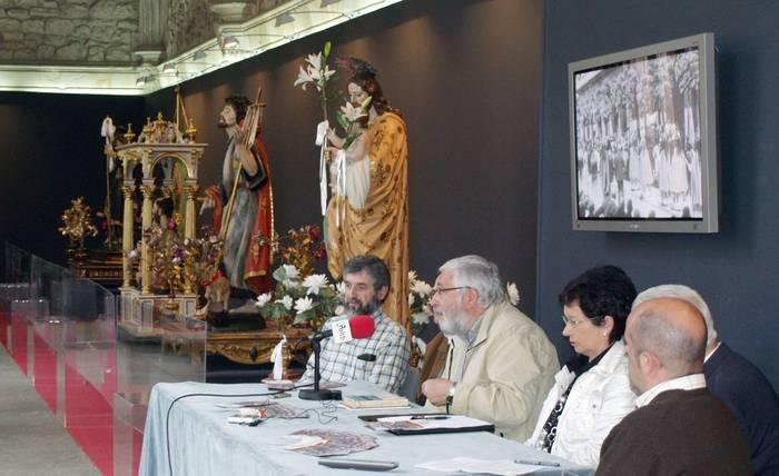 Zapatuan zabalduko dute Gorpuztiko prozesioari buruzko erakusketa
