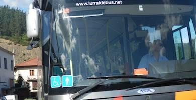 Mundumira jaialdira joateko autobus zerbitzu bereziak